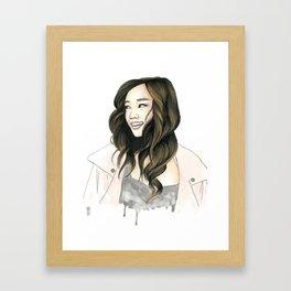 Dovie Framed Art Print