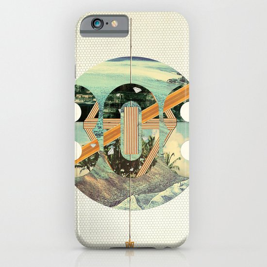 808 State iPhone & iPod Case