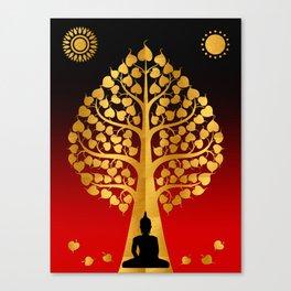 Bodhi Tree0402 Canvas Print
