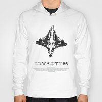 inception Hoodies featuring Inception by Denzel Boyd