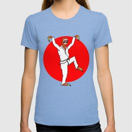 Sloth Karate T-shirt