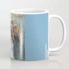 Girl with An Imaginary Owl Mug