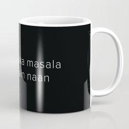Chicken Tikka Masala Coffee Mug