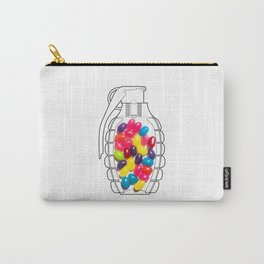 Jelly Bean Grenade Carry-All Pouch