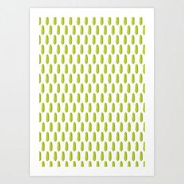 Pickle Art Print