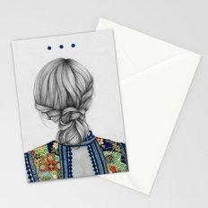 Strands II Stationery Cards