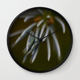 FIR TREE Wall Clock