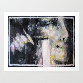 Suchet Art Print