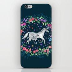 Mama and Baby Unicorn iPhone & iPod Skin