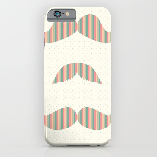 mustache iPhone & iPod Case
