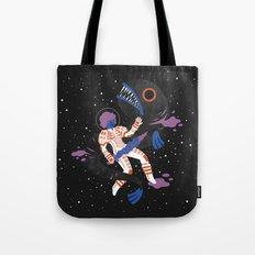 SPACE FISH Tote Bag
