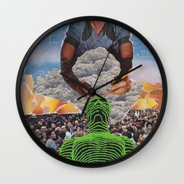 Creating Wall Clock