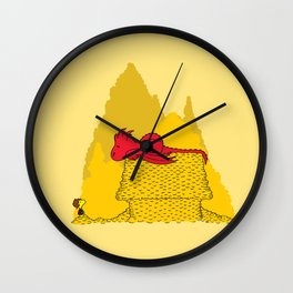 You Have Nice Manners for a Thief and a Liar Wall Clock