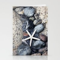 starfish Stationery Cards featuring Starfish by LebensART Photography