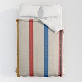 Art not War - Pencils Comforters