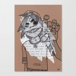 Feel Good Inc. Canvas Print