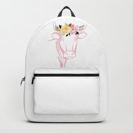 Pinky Cow Backpack