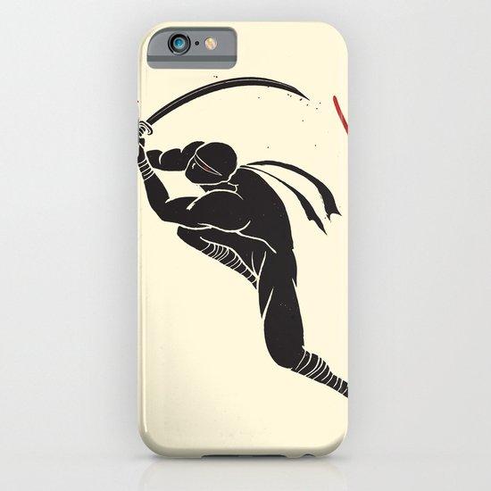 Ninja! Heads will roll! iPhone & iPod Case
