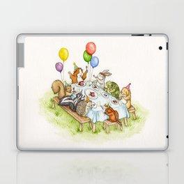 Birthday Party Picnic Laptop & iPad Skin