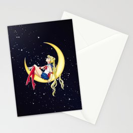 Pretty Guardian Sailor Moon Stationery Cards