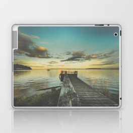 Dating Alice in wonderland Laptop & iPad Skin