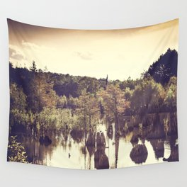 Dead Lakes With A Vintage Twist  Wall Tapestry