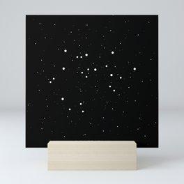 Sagitarius Zodiac Constellation Mini Art Print