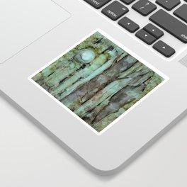 ONE MOON ONE TREE Sticker