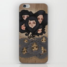 US AND THEM iPhone Skin