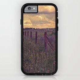 Alberta Skies iPhone Case