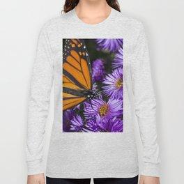 Monarch Butterfly 2 Long Sleeve T-shirt