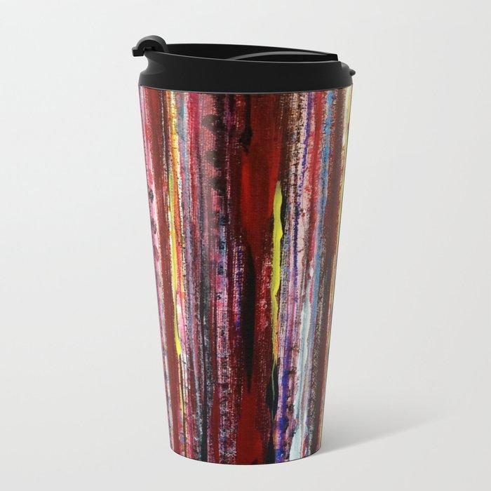 Complexities of Life Metal Travel Mug