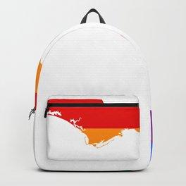 Florida LGBT Pride Flag Backpack