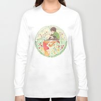 grantaire Long Sleeve T-shirts featuring The Law of Complementary Colours by foxflowers
