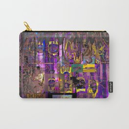 A Litany (of Complaints) [A.N.T.S. Series] Carry-All Pouch