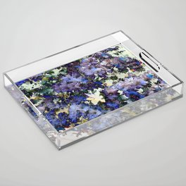 Garden Gate Acrylic Tray