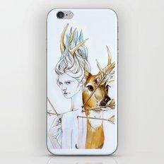 Martyr (Saint Sebastian) iPhone Skin