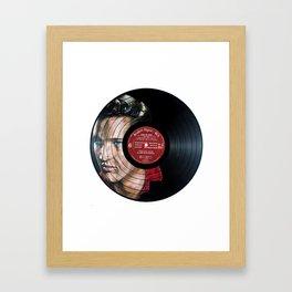 Elvis Presley  Framed Art Print