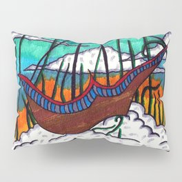 Sailing On Dreams Pillow Sham