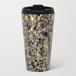 sand pattern Travel Mug