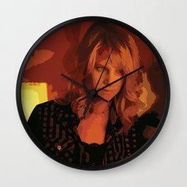 Ava Crowder Wall Clock