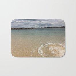 Beautiful clear water at Yarra Bay Beach Bath Mat