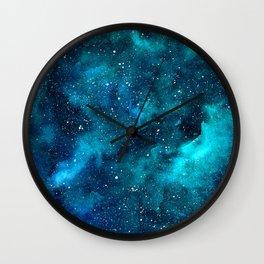 Galaxy no. 2 Wall Clock