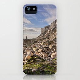 High Water At Head Ledge iPhone Case