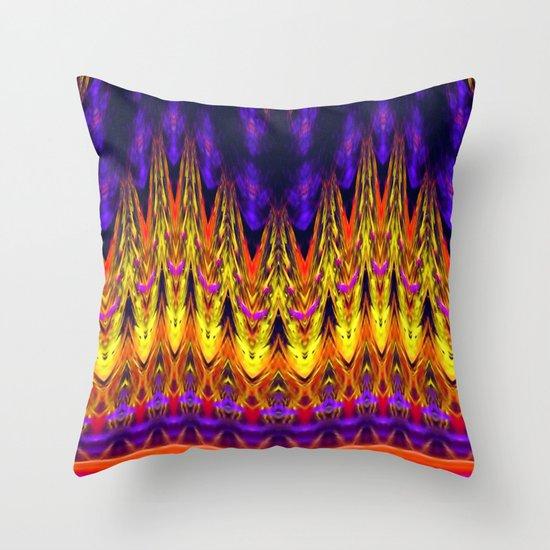 Magical Powers 2 Throw Pillow