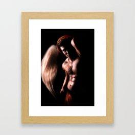 Mastema Framed Art Print
