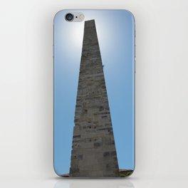 The Walled Obelisk in Istanbul, Turkey iPhone Skin