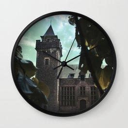 Castle Wolfenstein Wall Clock