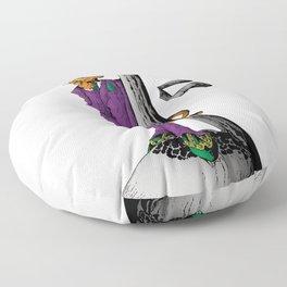 Jazz Cat 2020 Floor Pillow