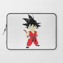 Little Saiyan Laptop Sleeve